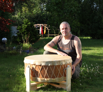 The power of drumming – Fundraising for Leenette Clausen's dream