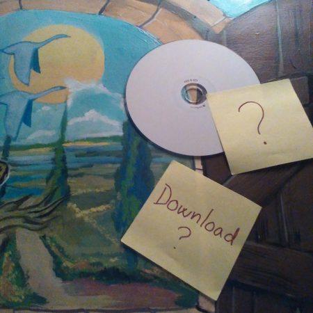 Fantasirejse: CD og bog