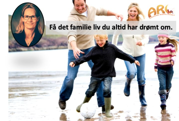 ARC Inspirationsaften for mor og far.